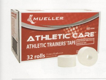 130888 Athletic Trainers Tape Mueller тейп спортивный